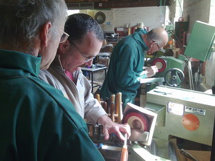 Woodturning Video
